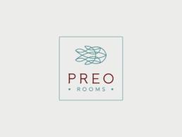 Preo Rooms Lesina | logo design
